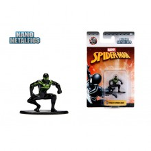 JADA 1.65'' Nano Metalfigs Spider-Man Big Time (MV30) Marvel Spider-Man Action Figure Metal Diecast