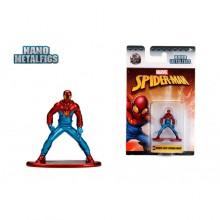 JADA 1.65'' Nano Metalfigs Spider-Man Proto Suit (MV32) Marvel Spider-Man Action Figure Metal Diecast