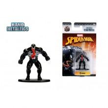 JADA 1.65'' Nano Metalfigs Venom (MV34) Marvel Spider-Man Action Figure Metal Diecast