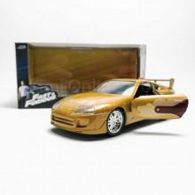 Jada 1:32 Fast & Furious Die-Cast Slap Jack's Toyota Supra 1995 Car Model Collection
