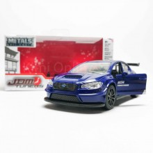 Jada 1:32 JDM Tuners Die-Cast 2016 Subaru WRX STi Car Blue Model Collection