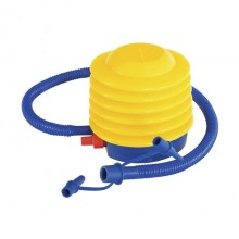 "Bestway 62007 Air Steptm Air Pump 5"" 13CM Yellow Model Safety Kids Play Swim Toys"