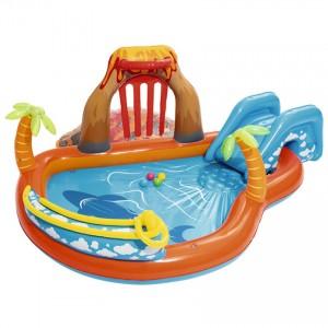 Bestway 53069 Lava Lagoon Play Center Comfort Children Toys Water Playground New
