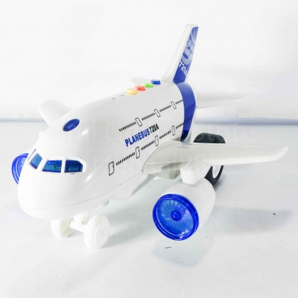 Airplane Educational Toy Sound & Light 1:160 Aviation Series WY720A Wen Yi