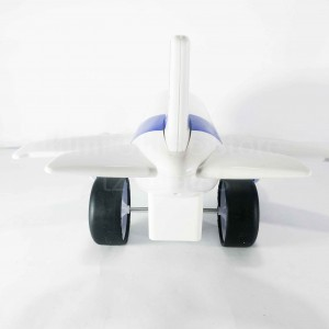 Airplane Educational Toy Sound & Light 1:120 Aviation Series WY730B Wen Yi