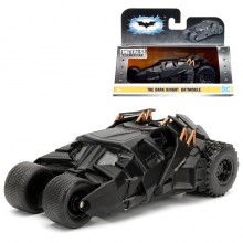 Jada 1:32 Die-Cast Batman Tumbler Batmobile & The Dark Knight Model Collection