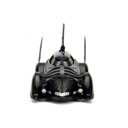 Jada 1:32 Die-Cast Batman Batmobile & Batman Forever Model Collection