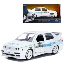 Jada Fast & Furious 1 1:32 Diecast Jesse's Volkswagen Jetta Car Model Collection