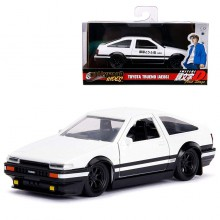 Jada 1:32 Die-Cast Hollywood Rides Toyota Trueno AE86 (Initial D) Car Model Collection