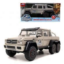 Jada 1:24 Die-Cast Jurassic World	Mercedes-Benz G63 AMG 6x6 Car Model Collection