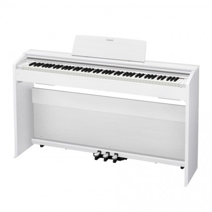 88 Keys Casio Privia PX-870 WE Electronic Musical Instruments Piano AiR Sound Source