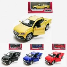 Kinsmart 1:42 Die-cast Mercedes-Benz X-Class Car Model with Box Collection