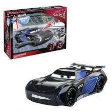 Revell Junior Kit Car 3 1:20 Jackson Storm 00861 Light & Sound Plastic Model