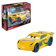 Revell Junior Kit Car 3 1:20 Cruz Ramirez 00862 Light & Sound Plastic Model