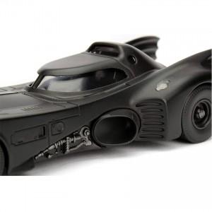 Jada 1:32 Die-Cast 98226 Batman & 1989 Batmobile Car Model Collection