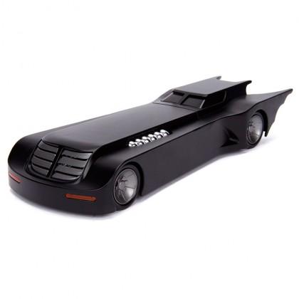 Jada 1:24 Die-Cast Batmobile Batman & The Animated Series Car Model Collection