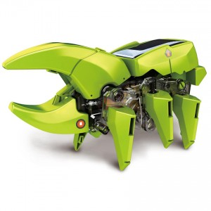 Cute Sunlight 3 in 1 Solar Dinosaur Insect Drilling Machine Toy Environmental Protection Energy Savins Kit