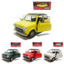 Welly 1:34-1:39 Die-cast Mini Cooper 1300 Car Model with Box Collection Christmas New Gift