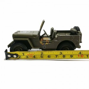 Welly 1:34-1:39 Die-cast 1941 Willy MB Jeep Car Model with Box Collection Christmas New Gift