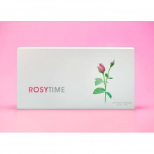 Rosytime Botanical Beverage Mix Cranberry with Rose