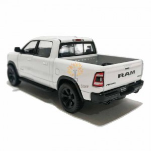 Kinsmart 1:46 Die-cast 2019 Dodge RAM 1500 Car Model with Box Collection Pull Back
