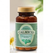 Calmicid (60 tablets) A soothing, sweet, minty, herbal formula