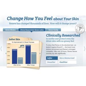 Renew Intensive Skin Therapy (1 x 237mL) Tube