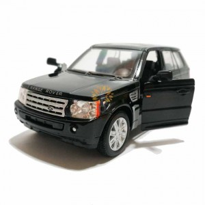 Kinsmart 1:38 Die-cast Land Rover Range Rover Sport Car Model with Box Collection Toy