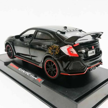 1:32 Honda Civic Type R Die-cast Car Model Collection with Sound & Light