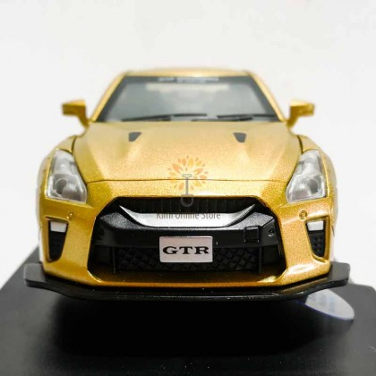 1:32 Nissan GTR R35 Die-cast Car Model Collection with Sound & Light
