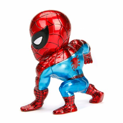 Jada 4 inch Marvel Classic Spiderman Metals M261 Metalfigs Model Collection Toy