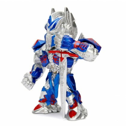 Jada 4 inch Transformers Optimus Prime Metals M407 Metalfigs Model Collection Toy