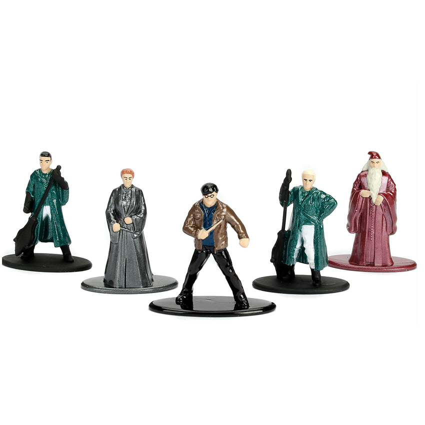 Best Harry Potter Toys And Figures : Nano metalfigs figures harry potter albus draco
