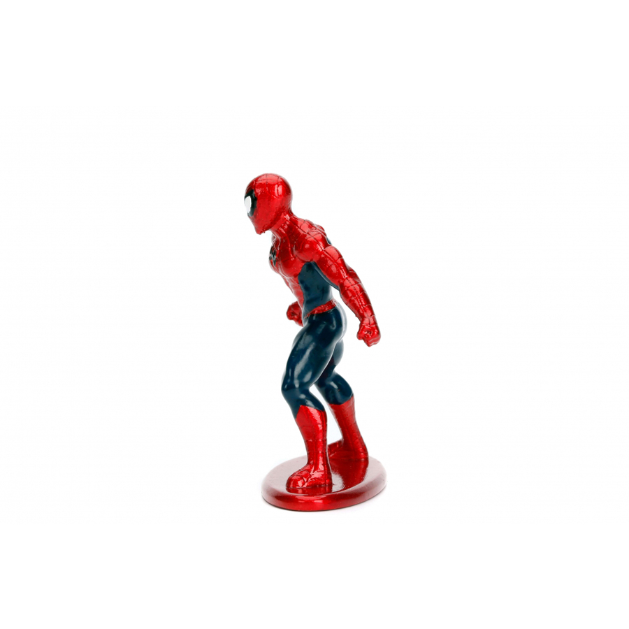 JADA 1.65'' Nano Metalfigs Marvel Spider-Man Action Figures Diecast Metal Toys