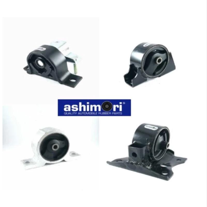 Ashimori Engine Mount Set for Nissan Sentra N16 1 6 / 1 8 (Auto) Mounting  motor