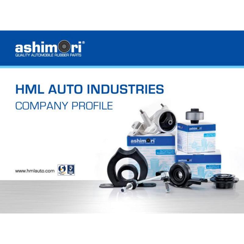 Ashimori Engine Mount Set Perodua Viva 850cc 1.0L (AT / MT) 07'-14'