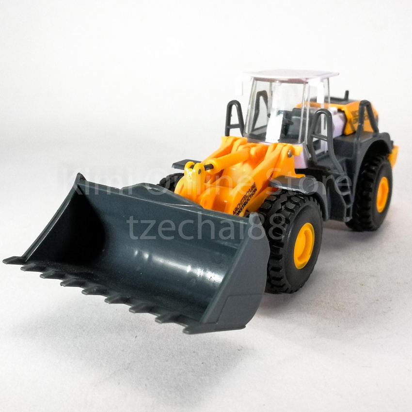 DSM 1:64 Die-Cast Large Bulldozer Constructor Vehicle Model Collection New