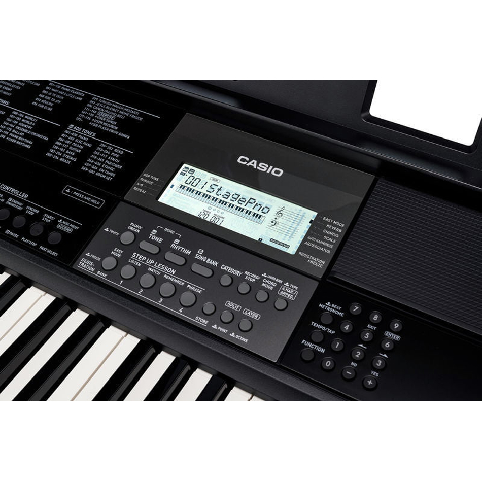 61 Keys Casio CT-X800 Digital Electronic Keyboard Approximately 320 kilobytes