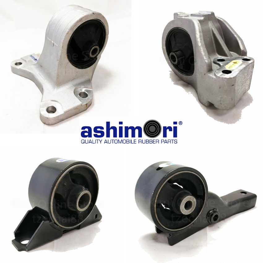Ashimori Engine Mount Set Proton Exora / Preve 1.6L Tubro (Manual) 11'-17'