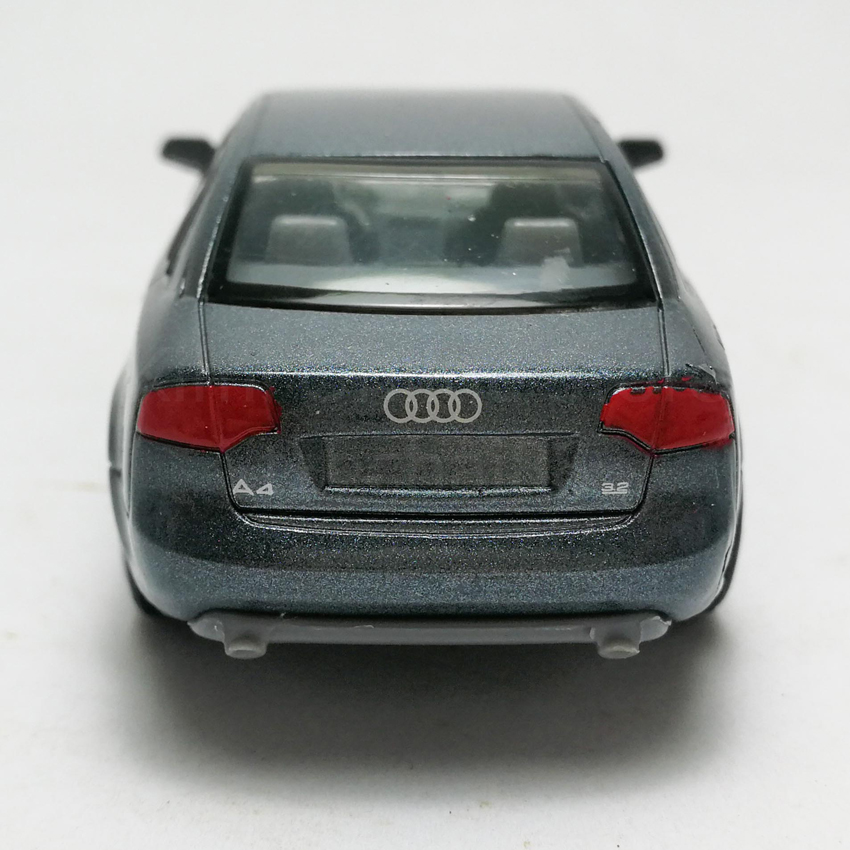 Newray Die-cast Audi A4 Saloon Car 1:43 Grey Color Model Collection New