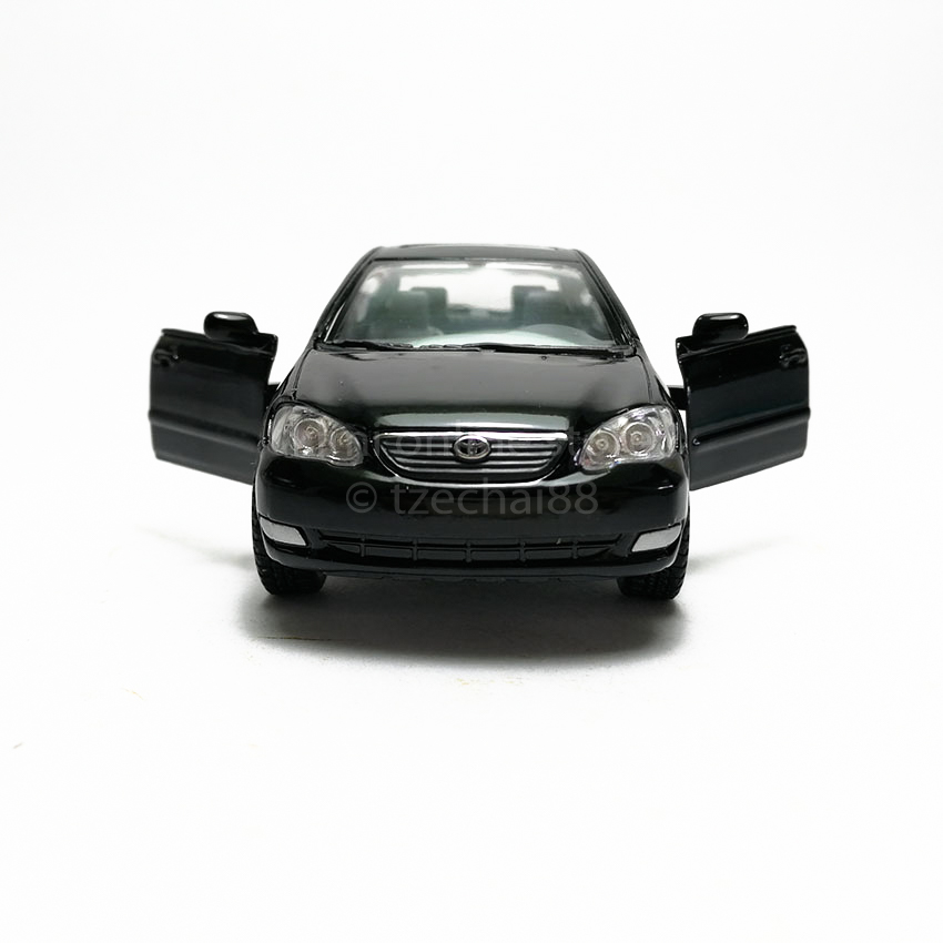 Kinsmart 1:36 Die-cast Toyota Corolla Altis E120 Car Model with Box