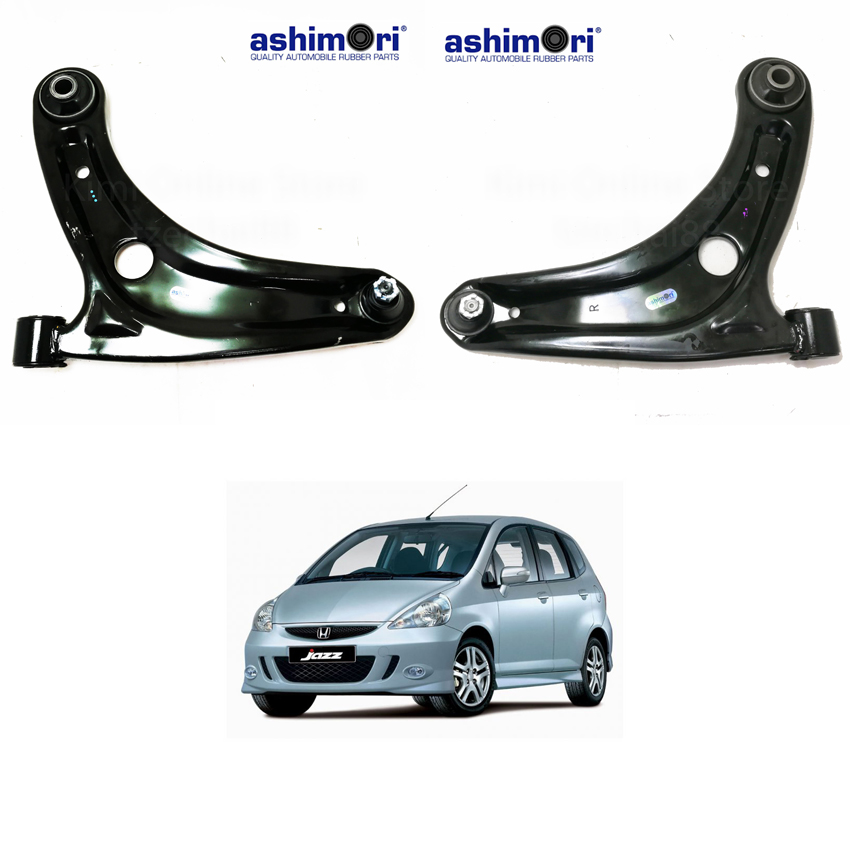 Ashimori LWR Control Arm Assembly Front RH + LH Honda Jazz SAA / City SEL