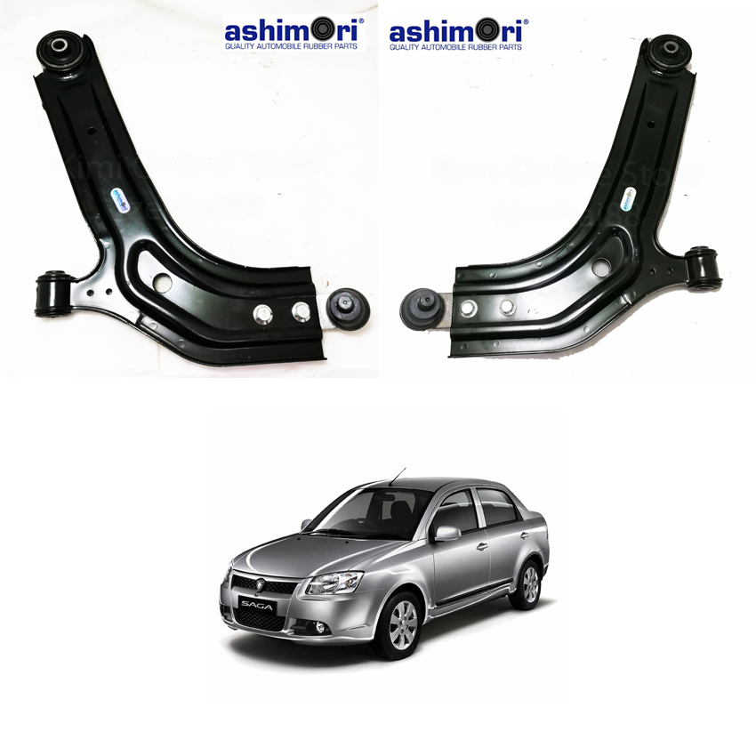 Ashimori Proton Saga BLM  / FLX 1.3L Lower Control Arm Assembly FRT RH + LH
