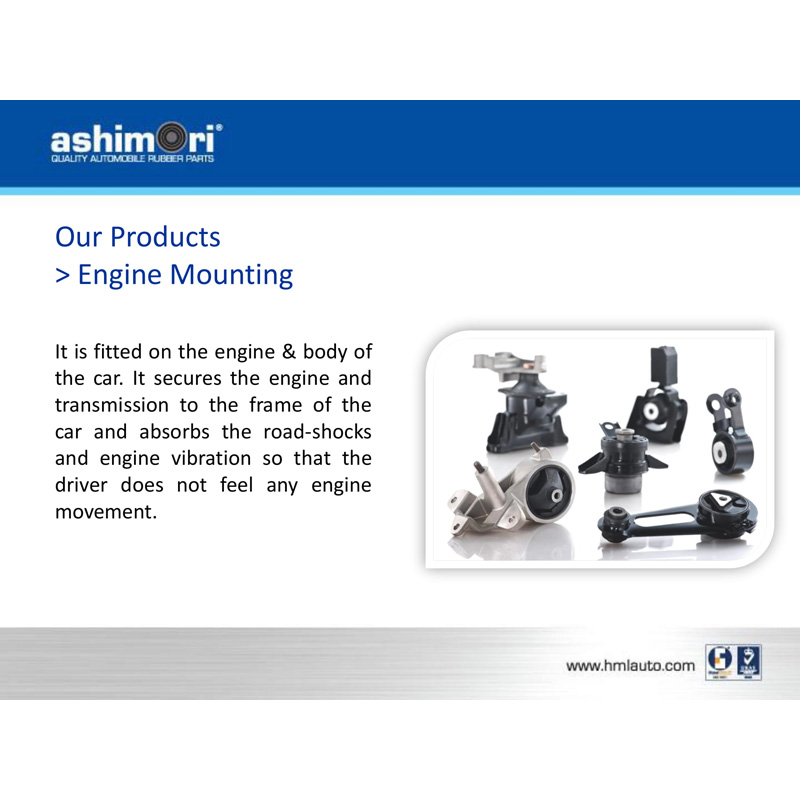 Ashimori Toyota Camry SXV20, Harrier ACU10 Absorber Mounting Front Right Strut Mount