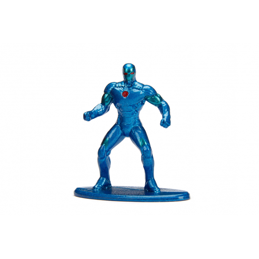 JADA 1.65'' Nano Metalfigs Iron Man Stealth (MV23) Marvel The Avengers Action Figure Metal Diecast