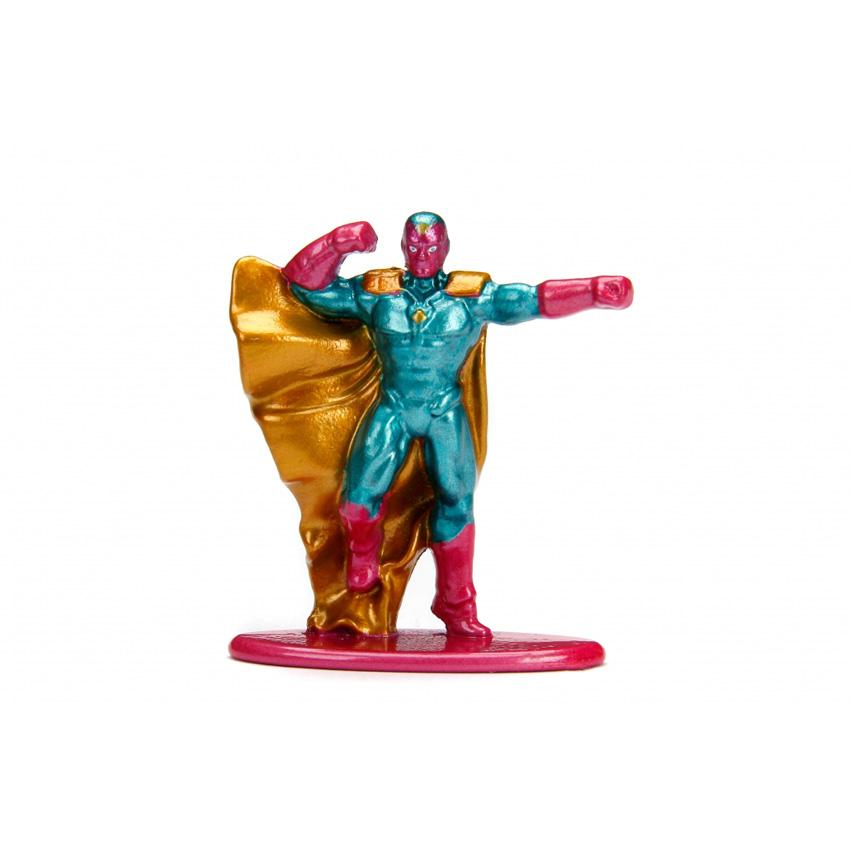 JADA 1.65'' Nano Metalfigs Vision (MV27) Marvel The Avengers Action Figure Metal Diecast