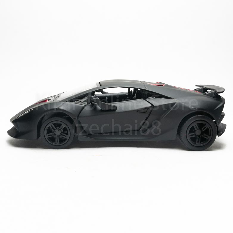 Kinsmart 1 38 Die Cast Lamborghini Sesto Elemento Car Model With Box