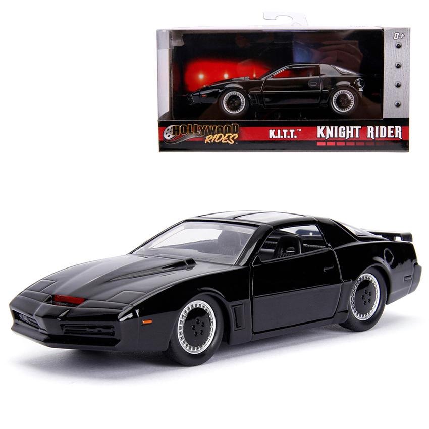 T Jada 1:3 2 Hollywood Rides Knight K I T.1982 Pontiac Firebird 99799 Auto