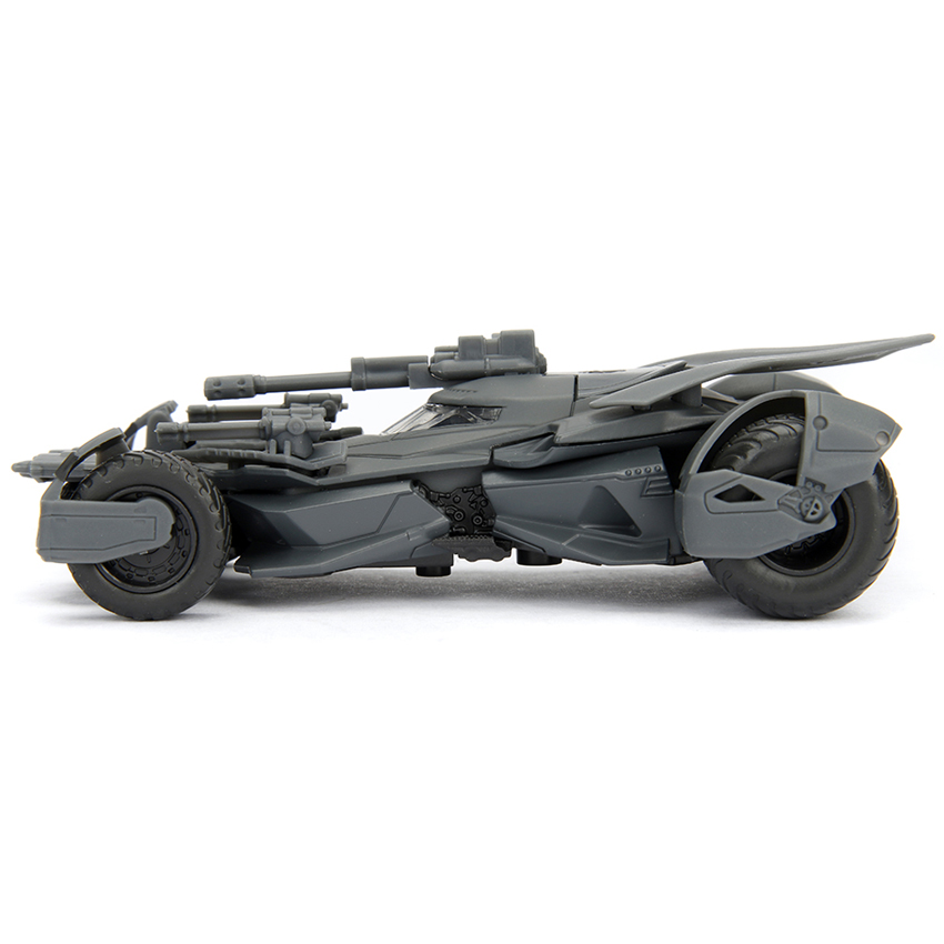 Jada 1:32 Die-Cast Batman Batmobile & Justice League Model Collection