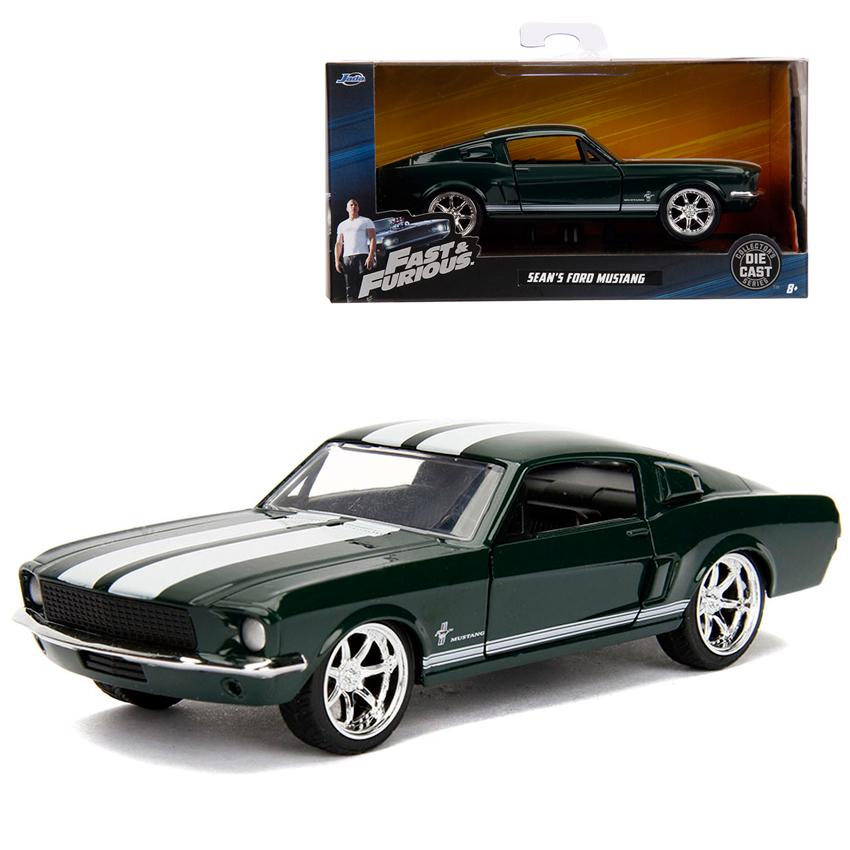 Jada Fast & Furious 3 1:32 Diecast Sean's Ford Mustang
